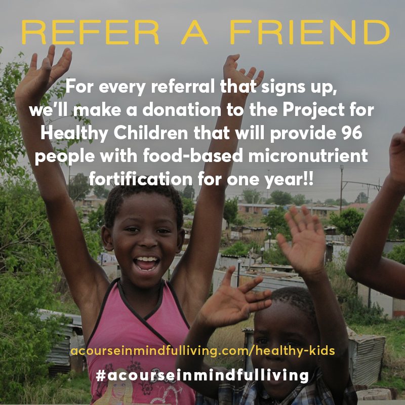 Refer a Friend - Project Healthy Kids